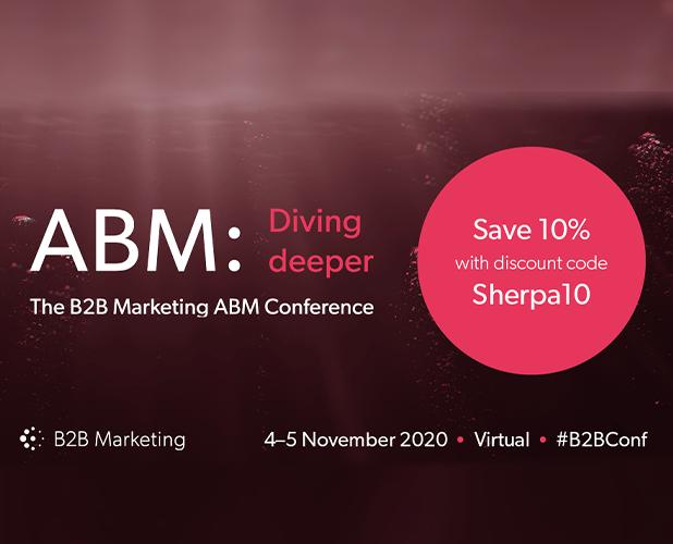 Banner 4 ABM Conference Discount LP