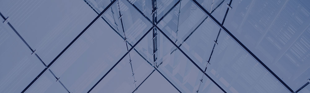 Pyramid-glass-navy