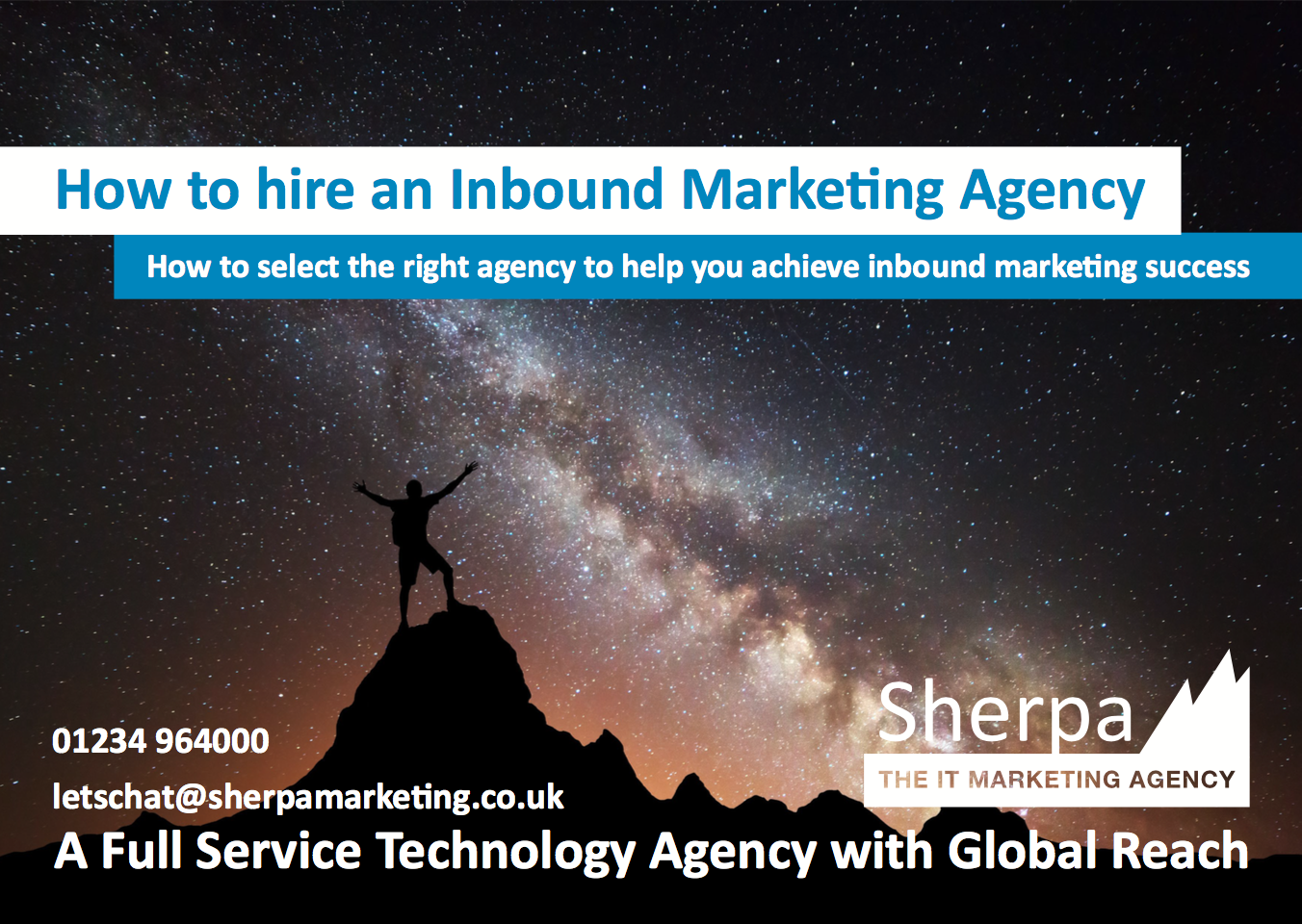 How to hire an inbound marketing agency