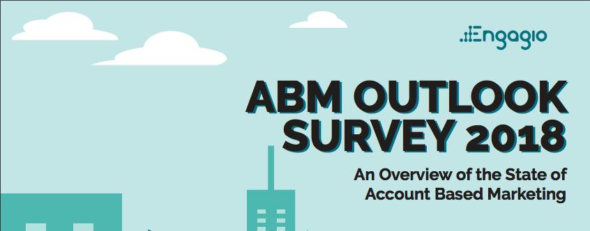 Engagio ABM Outlook Survey