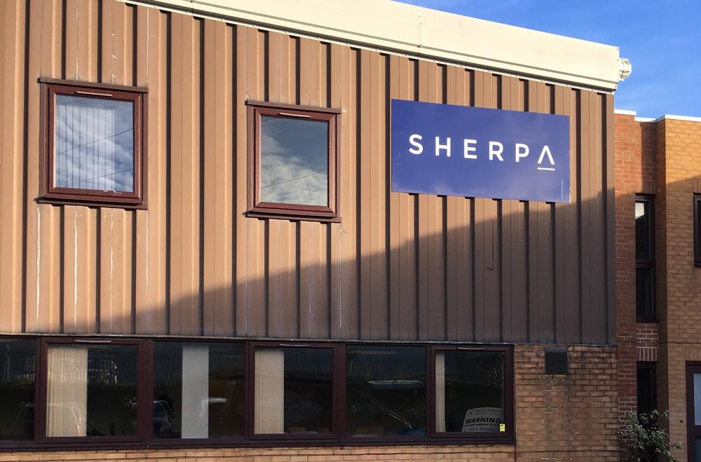 Sherpa-building