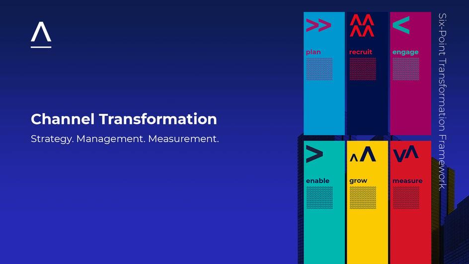 Sherpa Channel Transformation